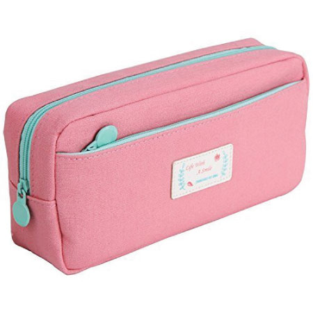 Pencil Pouch - Cute Back to School Supplies for Girls