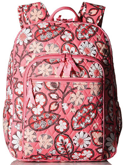 15 Cute Vera Bradley School Supplies - Backpack