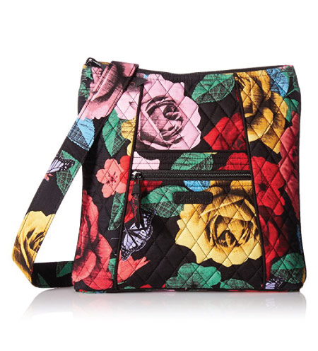 15 Cute Vera Bradley School Supplies - crossbody bag