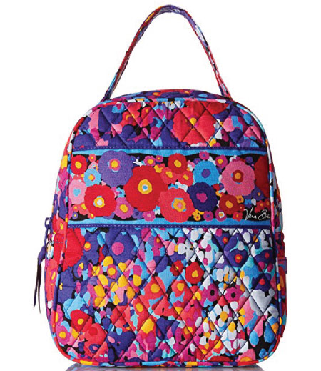 15 Cute Vera Bradley School Supplies - lunch bag