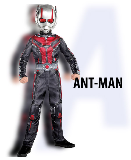ant man - boy halloween costume