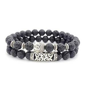 essential oil diffuser buddha bead bracelets