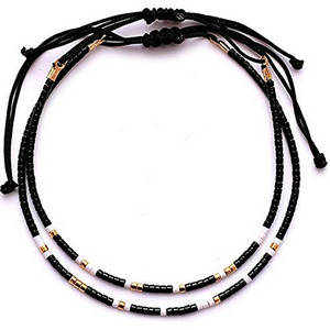 unique morse code bracelet