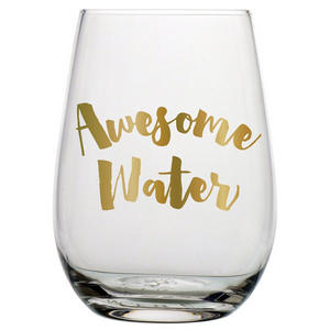 awesome water #wine #winelover #wineglasses