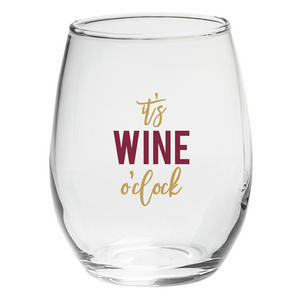it's wine o'clock #wine #winelover #wineglasses