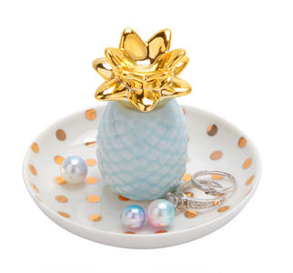 cute-ring-holder pineapple