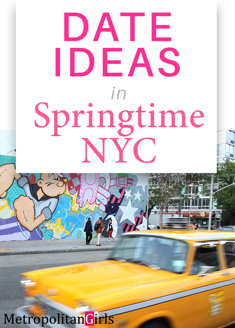 nyc spring date ideas