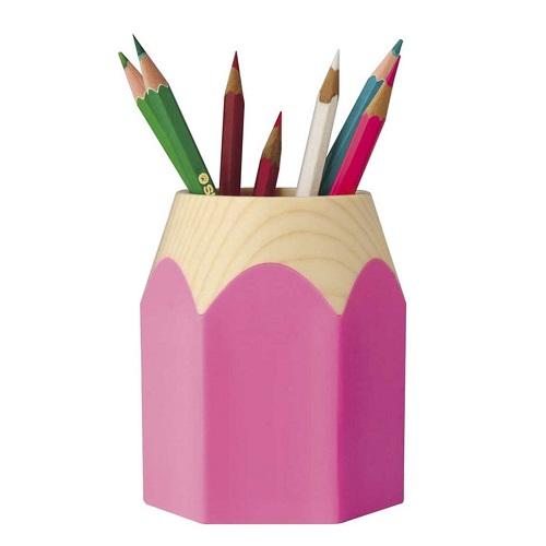 Starsource Pencil Holder - Pink School Supply Products Desktop