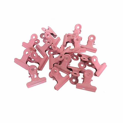 Metal Bulldog Clips For Office and School Documents