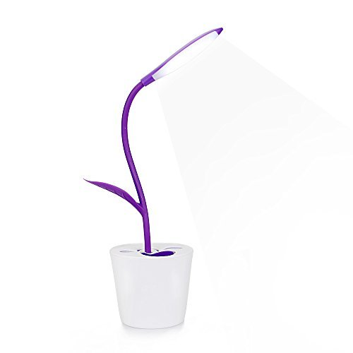 LED Flexible Lamp in Purple