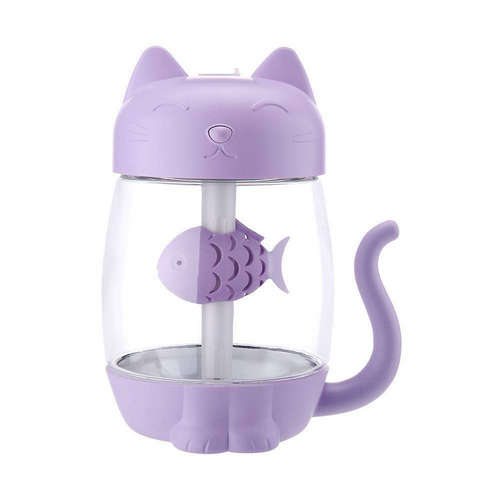 prevent dry skin cat humidifier