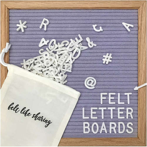 felt letter board perfect for home offices