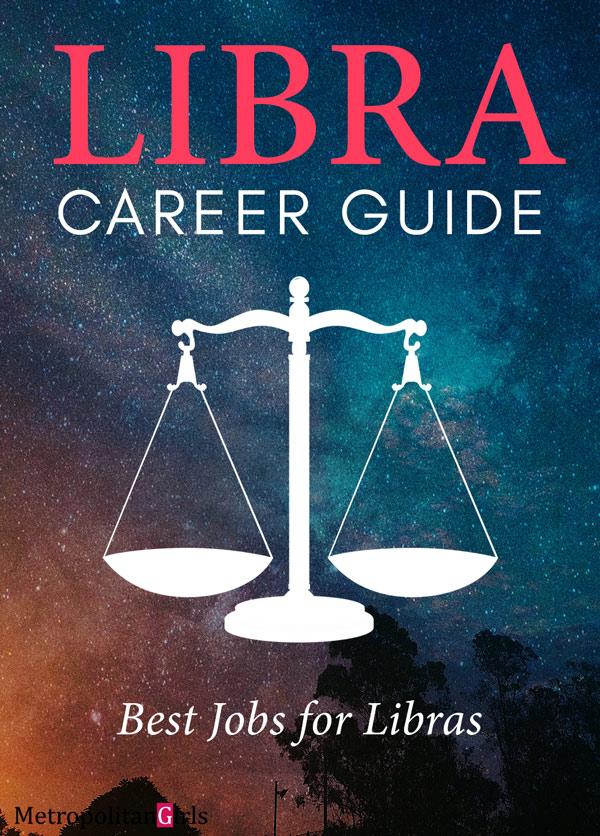 best libra jobs for women and men - career guide for libra