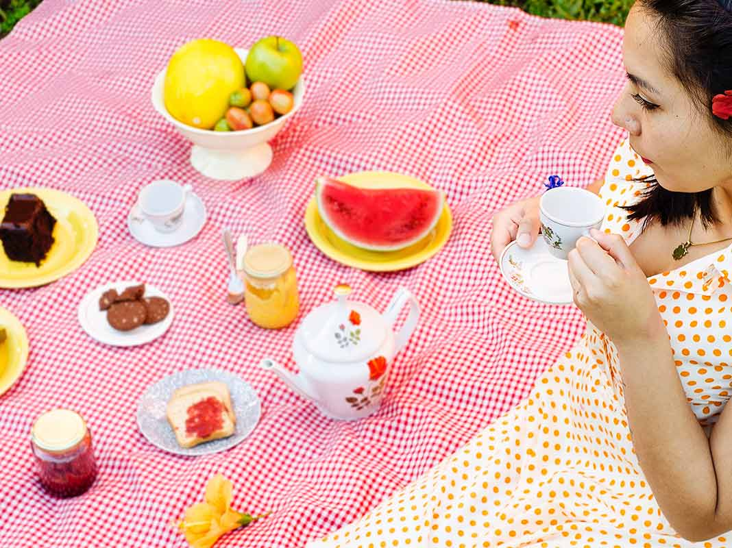 How to Plan a Cute Picnic Date: Romantic Picnic Ideas for ...
