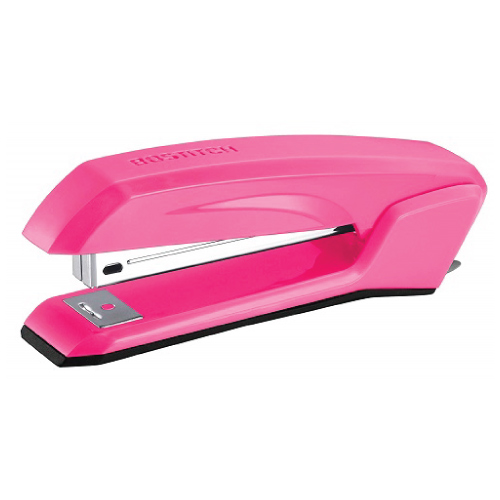 Bostitch Ascend 3 in 1 Hot Pink Office Stapler