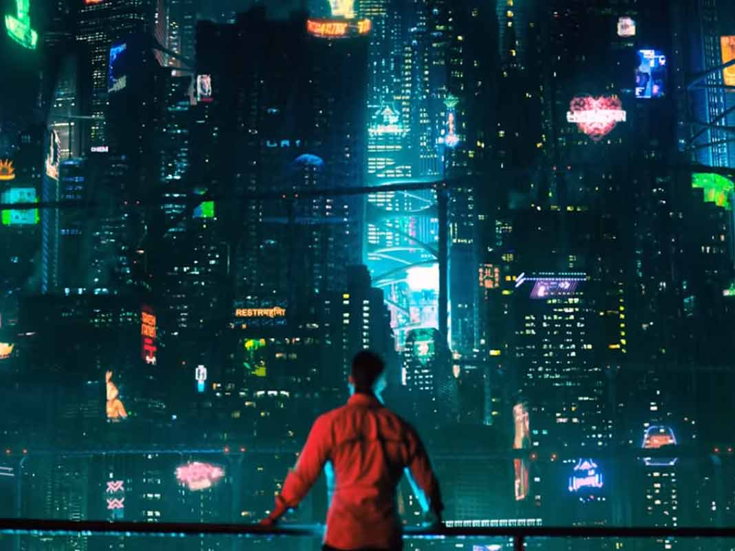 10 Shows Movies Similar to Altered Carbon