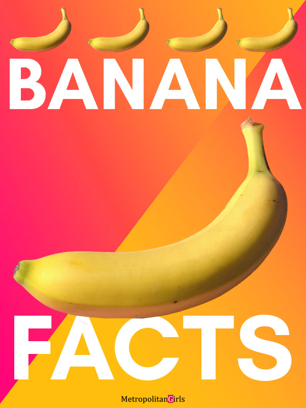 Some banana facts