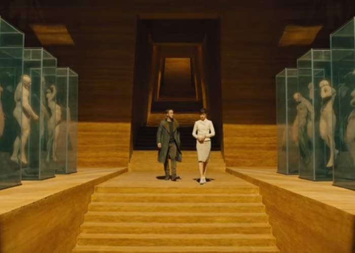 Altered Carbon-like cyberpunk movie Blade Runner 2049