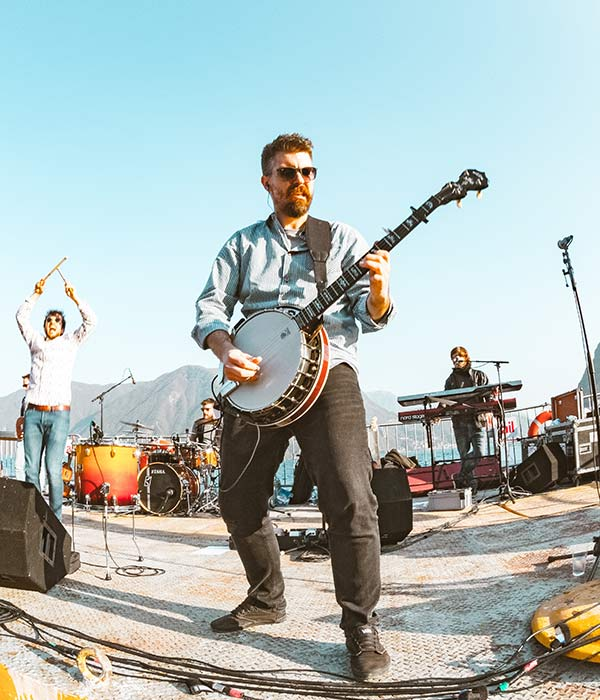 free music concert, festival - free date ideas