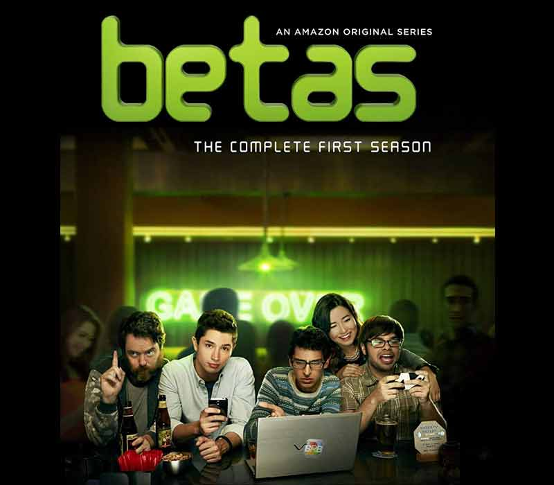 Betas - shows that are similar to Silicon Valley