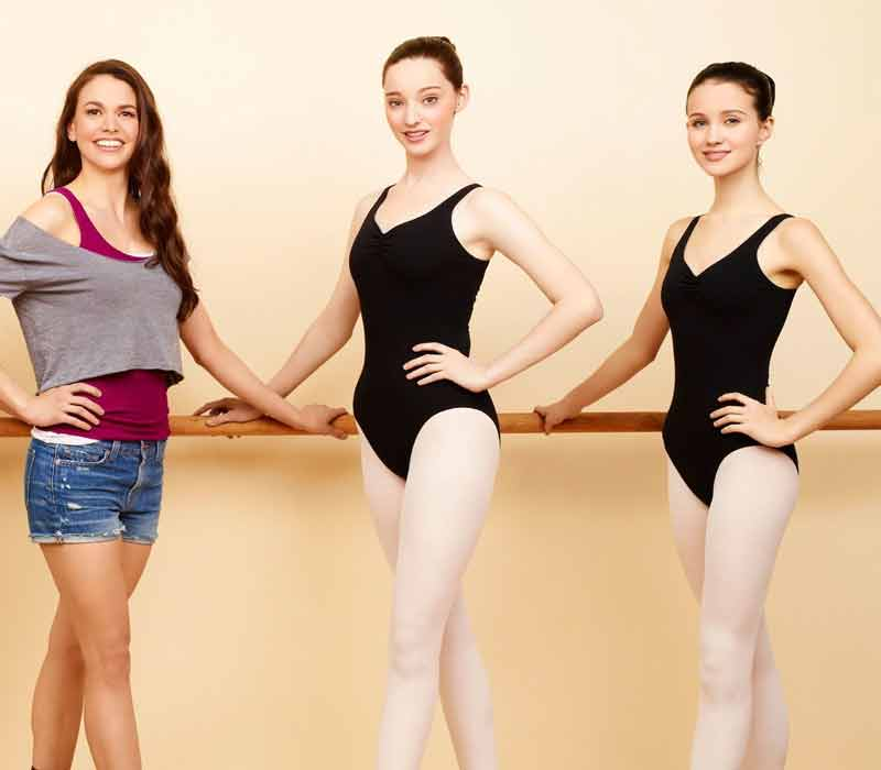 shows-that-are-like-gilmore-girls the bunheads
