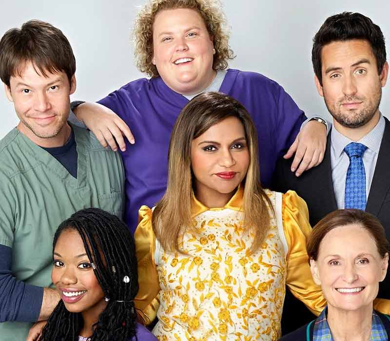 The Mindy Project - like Gilmore Girls? Watch these shows next