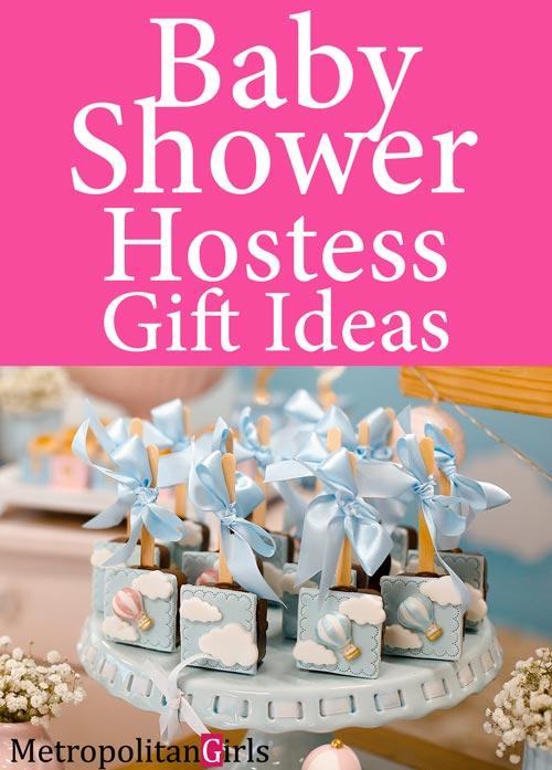 Baby Shower Gift Ideas for Hostess