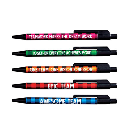 Employee Appreciation Gifts: Motivational Pens