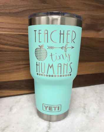 Customized Insulated Tumbler for Teachers | End-of-Year-Ideas-Gifts-For-Teachers