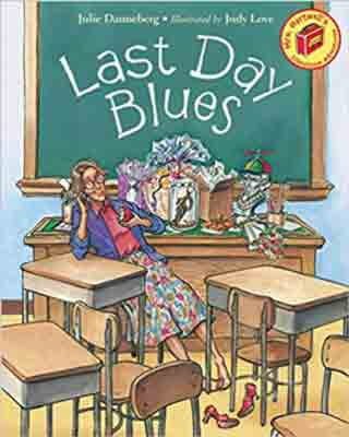 Last Day Blues Book | End-of-Year-Ideas-Gifts-For-Teachers