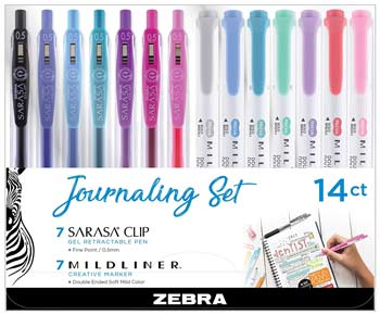 gifts-for-gemini-journaling-set