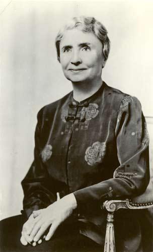 Keller, 1950s | Helen Keller Biography