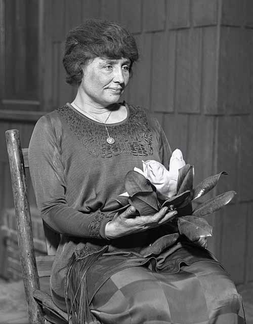 Keller, 1920s | Helen Keller Biography