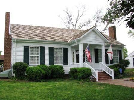 Birthplace Ivy Green | Helen Keller Biography