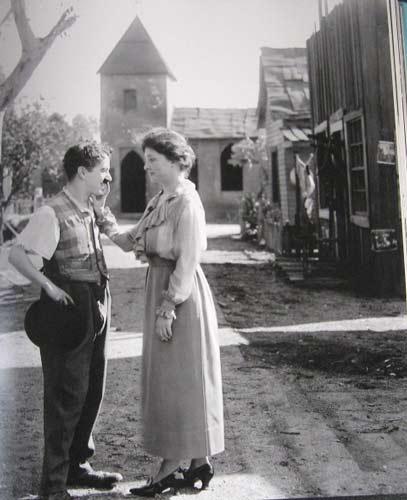 Keller and Charlie Chaplin | Helen Keller Biography