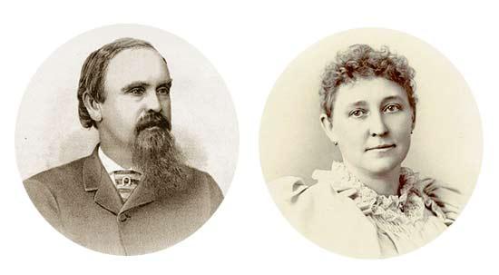 Photos of Helen Keller's Parents | Helen Keller Biography