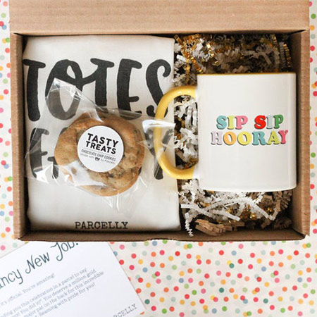 Employee Appreciation Gifts: New Employee Gift Box