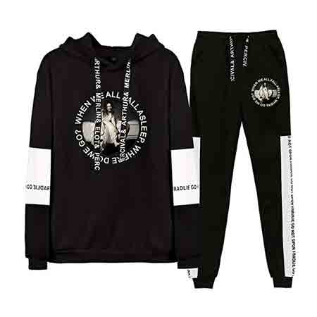 Billie Eilish Tracksuits | Gifts for Aries