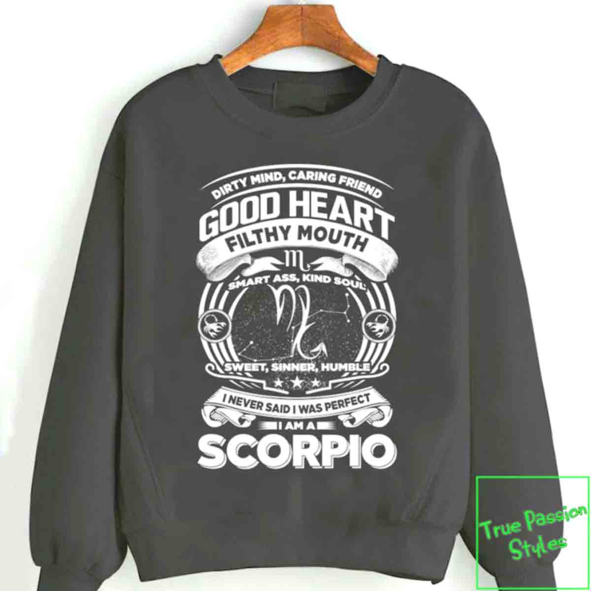 best-gifts-for-scorpio-personalized-scorpio-sweatshirt