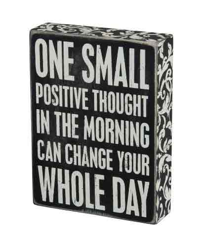 gifts-for-capricorn-positive-thought-box-sign