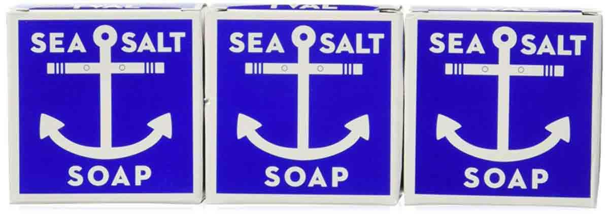 Sea Salt Exfoliating Soap
