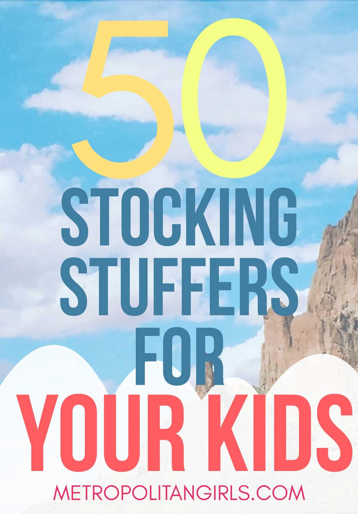 Good Stocking Stuffer Ideas for Kids