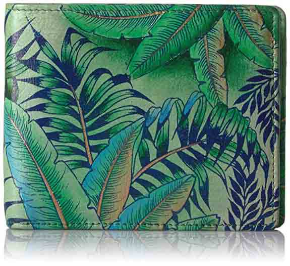 Tropical Island Men's Wallet