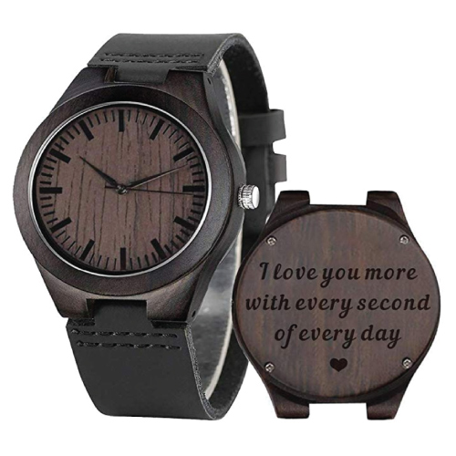 Engraved Watch For Him