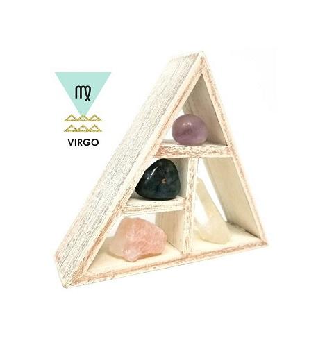 Virgo Healing Crystal Set