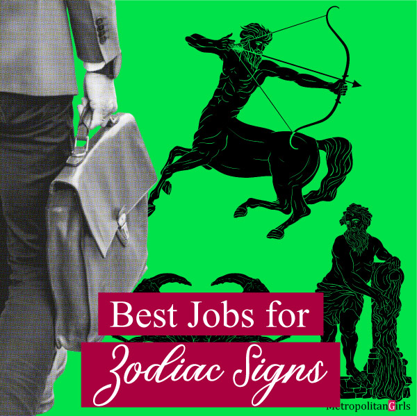 Best Jobs for Zodiac Signs - Star Sign Careers and Jobs