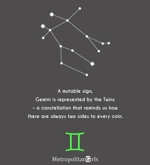 quote about gemini as a mutable sign